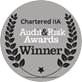Chartered Institute of Internal Auditors : IIA Audit & Risk Awards Winner